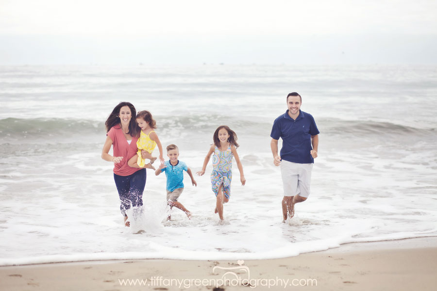 Half Moon Bay Family Photographer