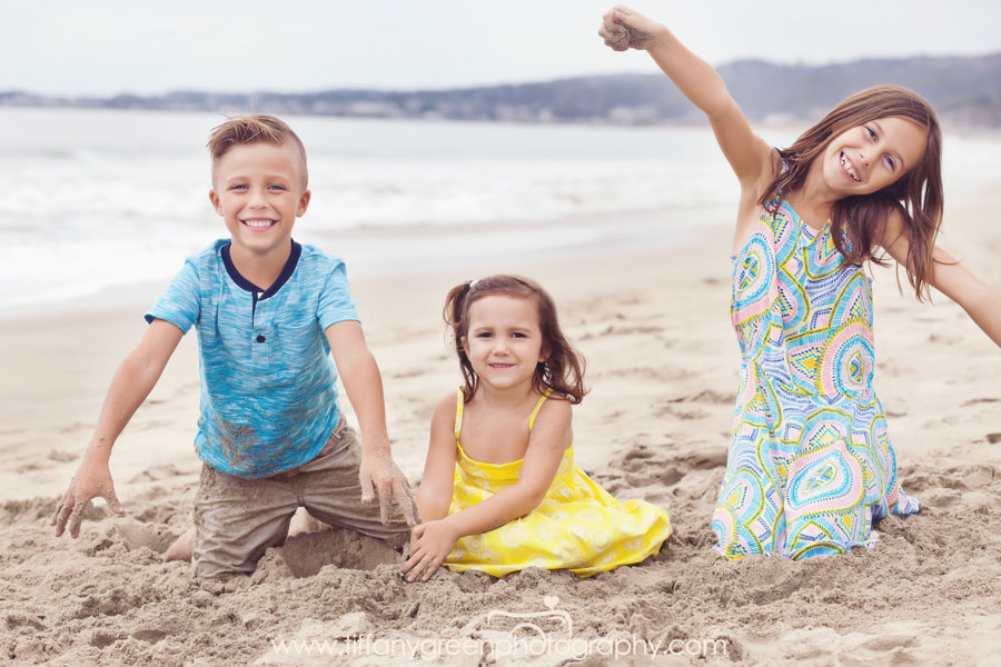 Family Photographer Half Moon Bay